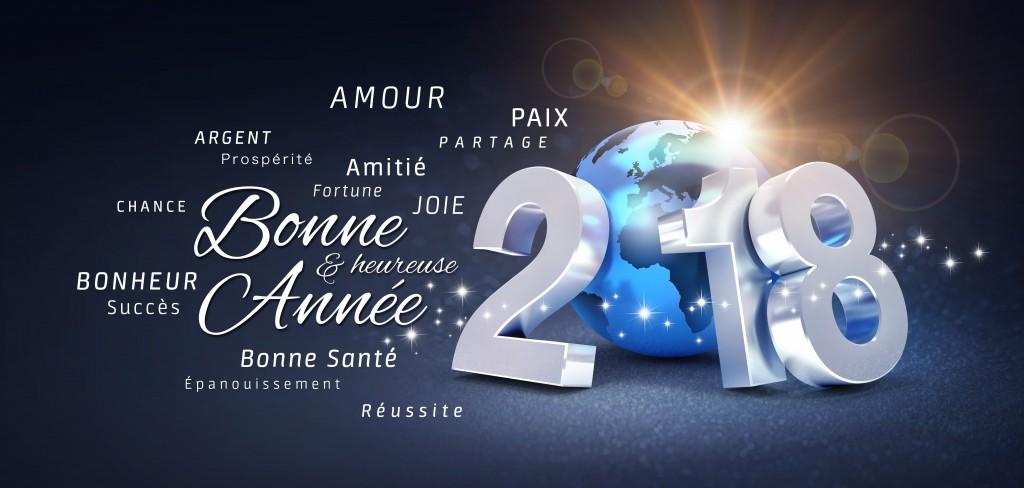 2018 – New Year Greetings